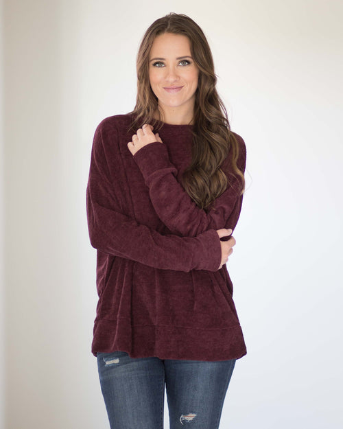 Addison Relax Fit Pullover