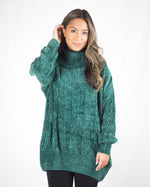 Nora Turtleneck Tunic Sweater