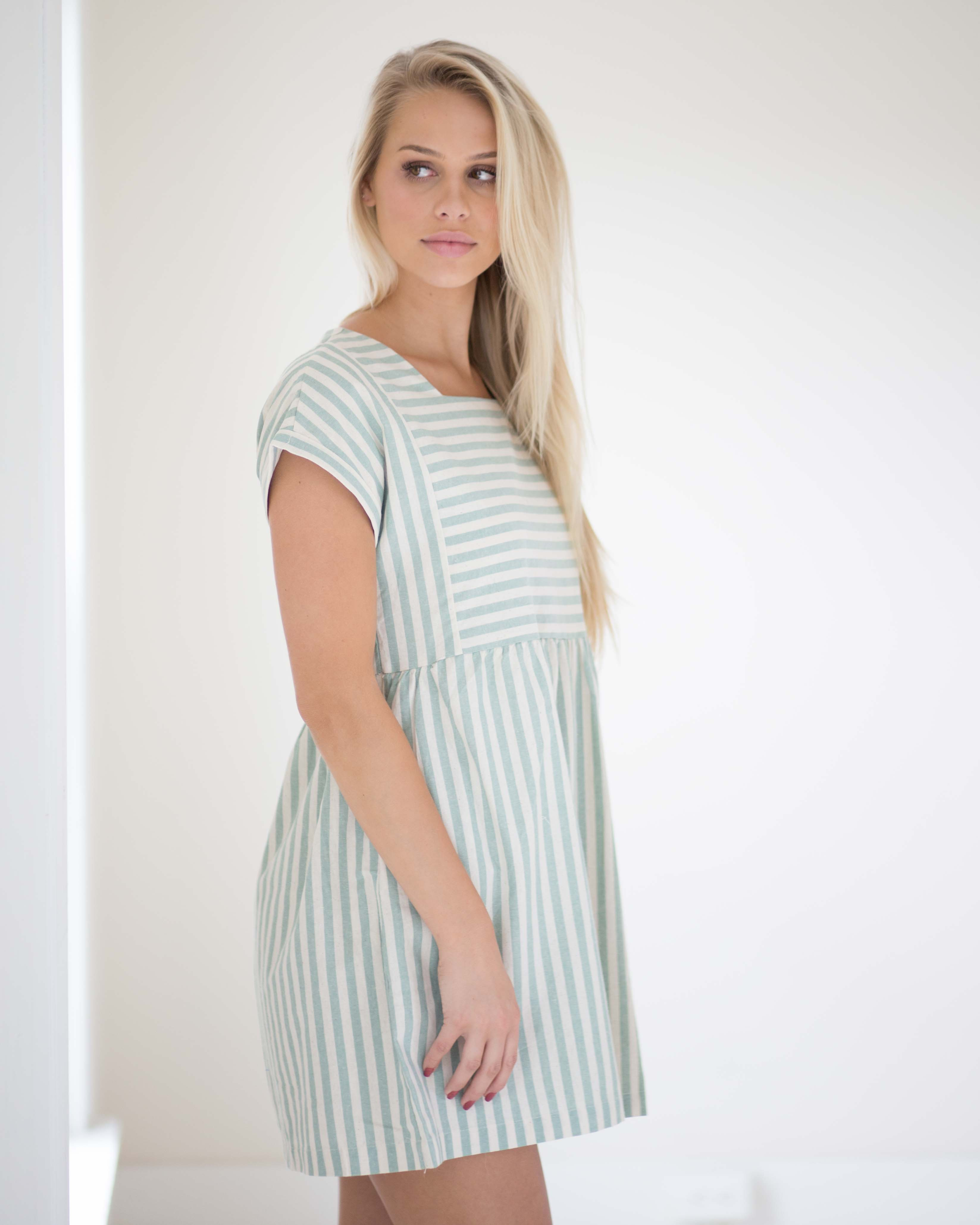 Anderson Striped Dress | Rose & Remington