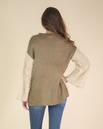 Caroline Funnel Neck Sweater