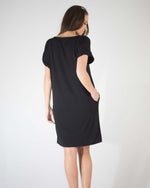 Taylor Pocketed Tee Dress