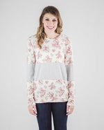 Paige Floral Long Sleeve Top