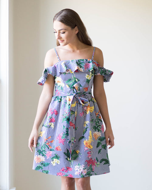Spring Grove Pocketed Dress | Rose & Remington
