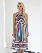 Endless Summer Striped Dress | Rose & Remington
