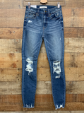 eunina distressed jeans