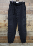 high waisted loose cargo pants