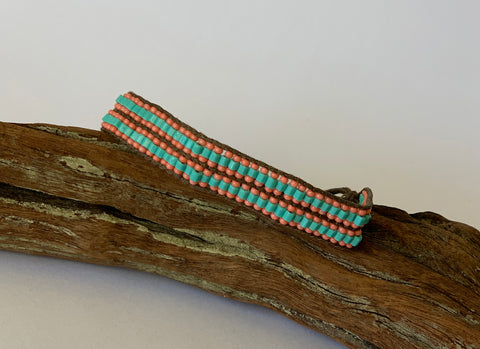 Boho adjustable bracelet