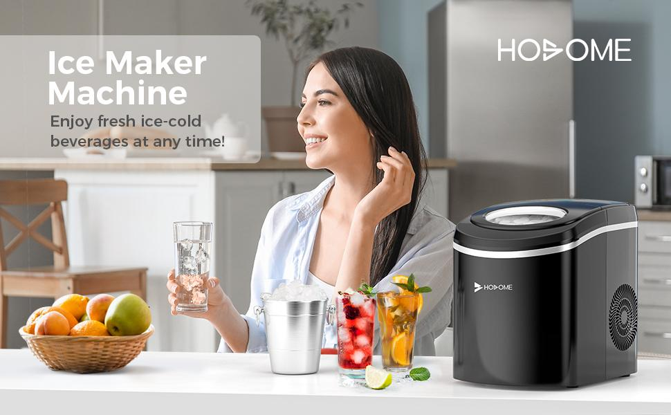 the best hosome ice maker