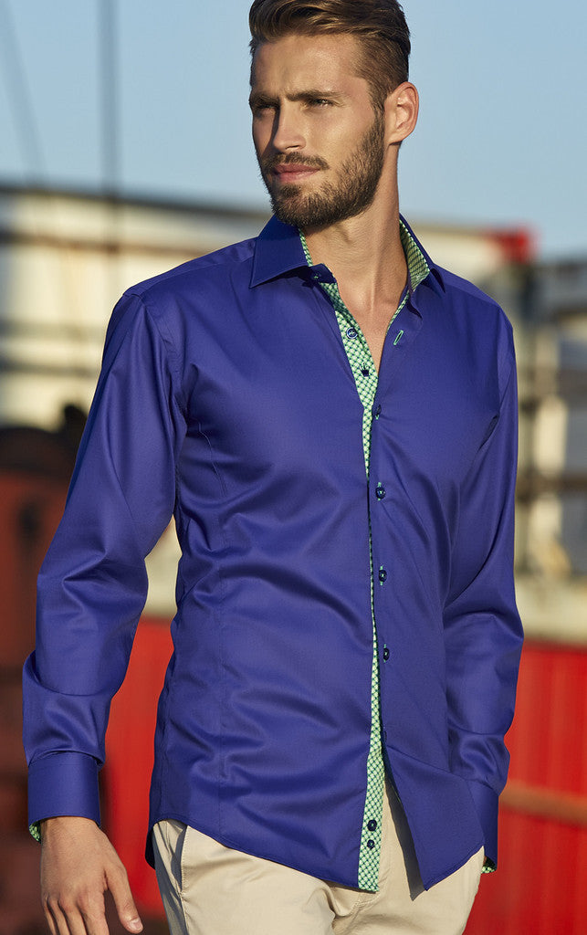 Bertigo Costa Shirt - Slim