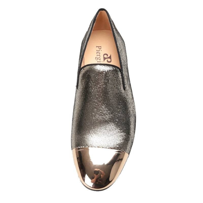 Copper Head Luxury Loafer - Slim  - 3
