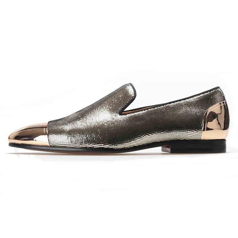 Copper Head Luxury Loafer - Slim  - 2