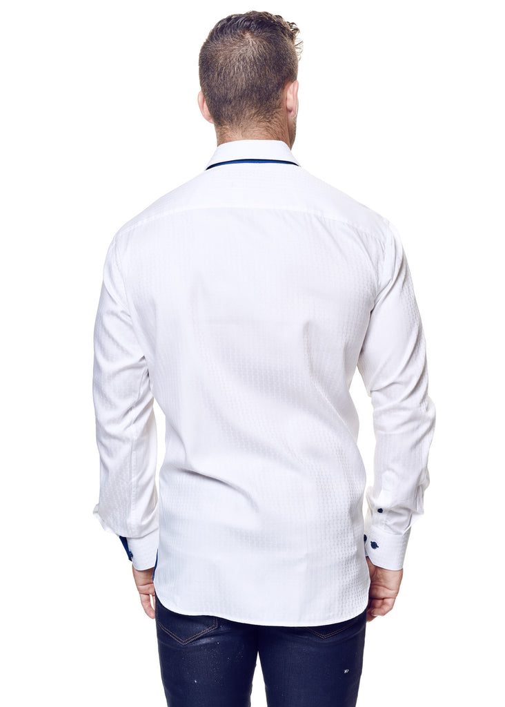 Pointsec White Stripe - Slim  - 1