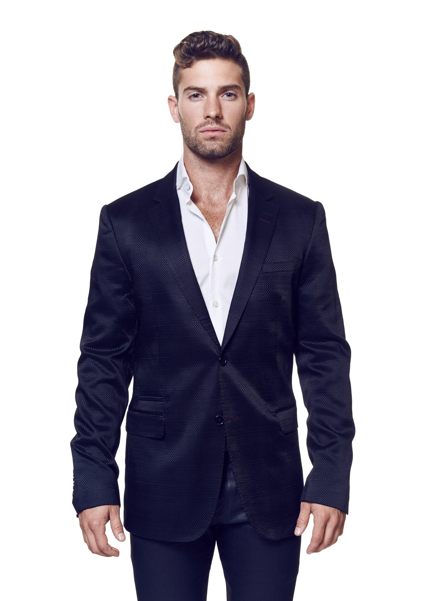 Blazer Socrate 2 Black Wave Square - Slim  - 2