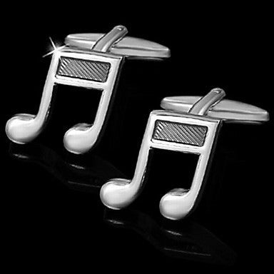 Music Note Cuffs - Slim