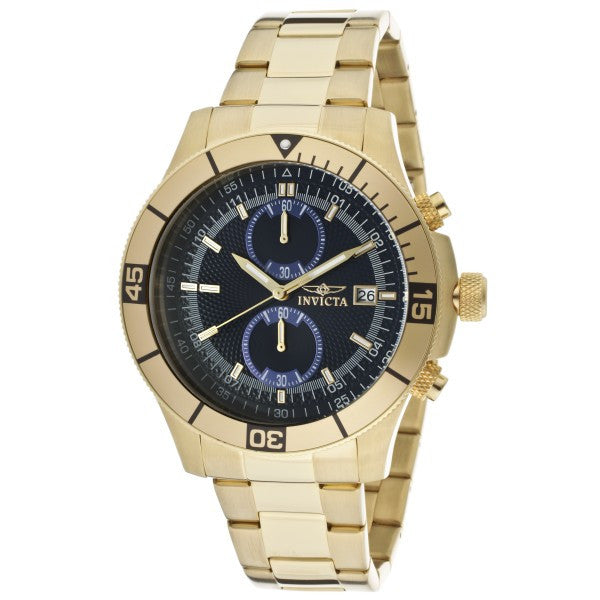 Invicta Specialty Gold and Blue - Slim