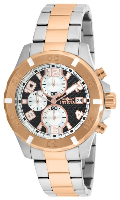 Invicta Specialty Rose Gold and Stainless Steel - Slim
