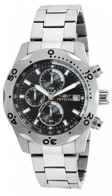 Invicta Specialty Silver Watch - Slim