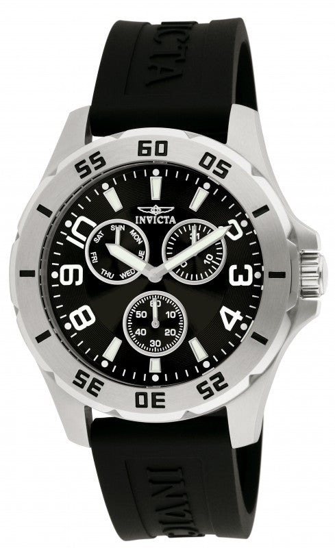 Invicta Specialty Silver Black - Slim