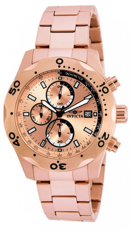 Specialty Rose Gold by Invicta - Slim