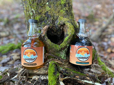 Fallen Leaves Maple Products
