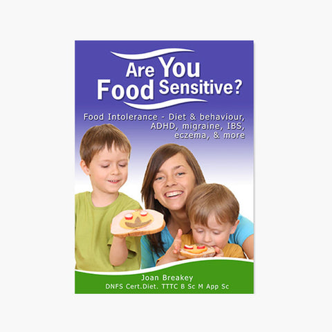 Are You Food Sensitive?