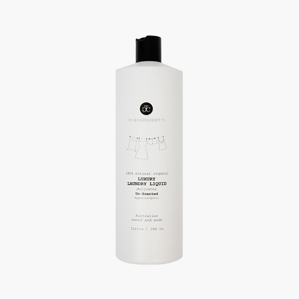 The Goodnight Co - Unscented Luxury Laundry Liquid (OUT OF STOCK)