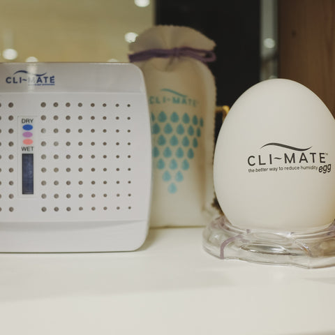 Cli-Mate Rechargeable Dehumidifier