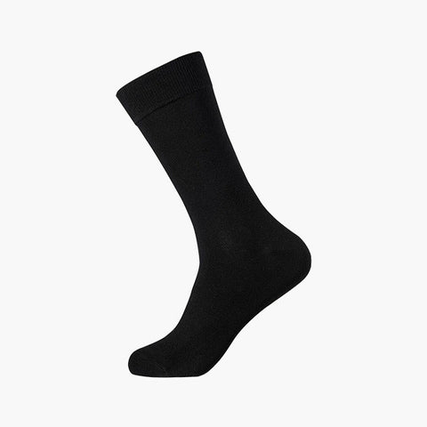 Boody Basic - Mens Black Work Boot Socks