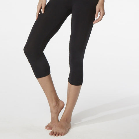Boody Basic - Womens 3/4 Leggings