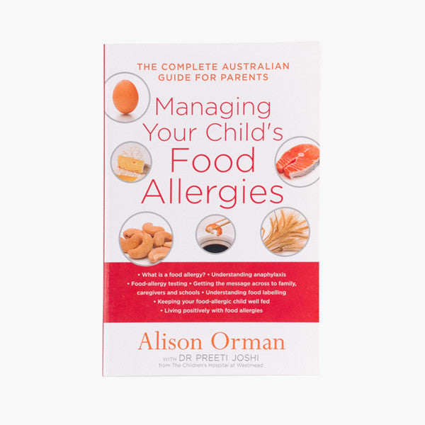 Managing Your Child's Food Allergies
