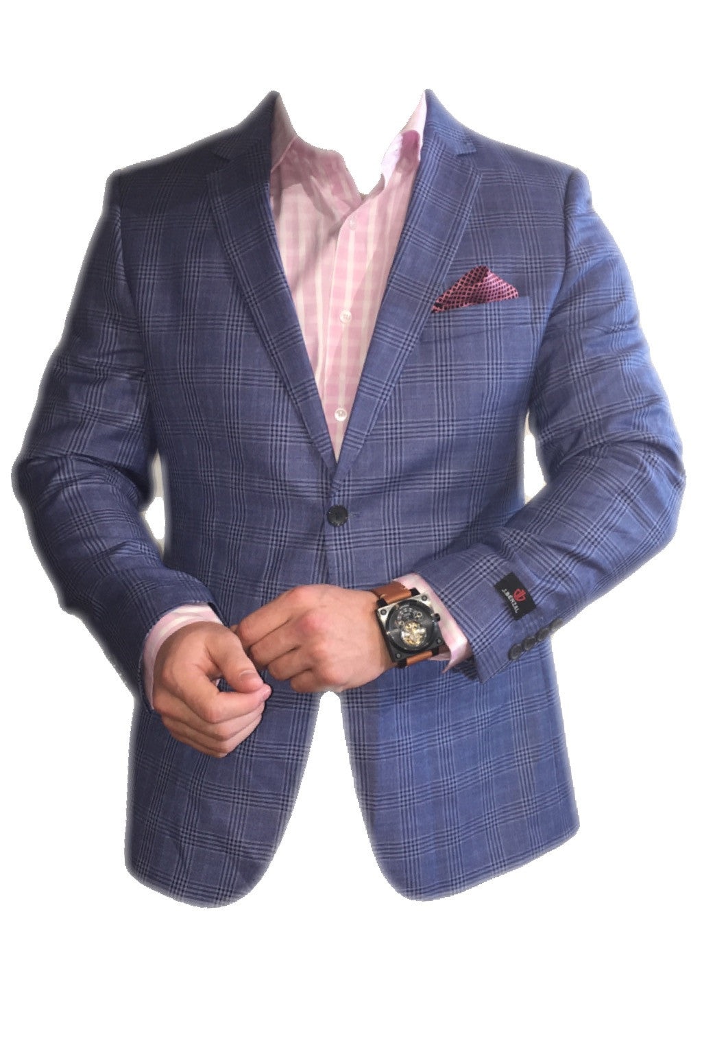 Light Blue WP Sport Coat