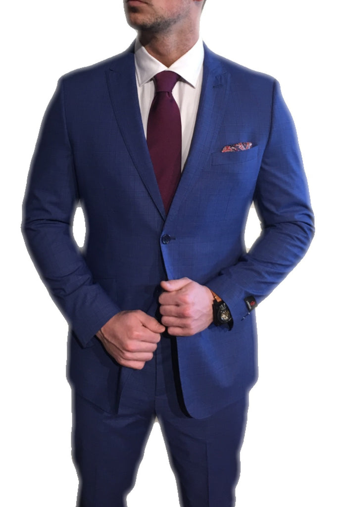 Iris Blue WP Suit