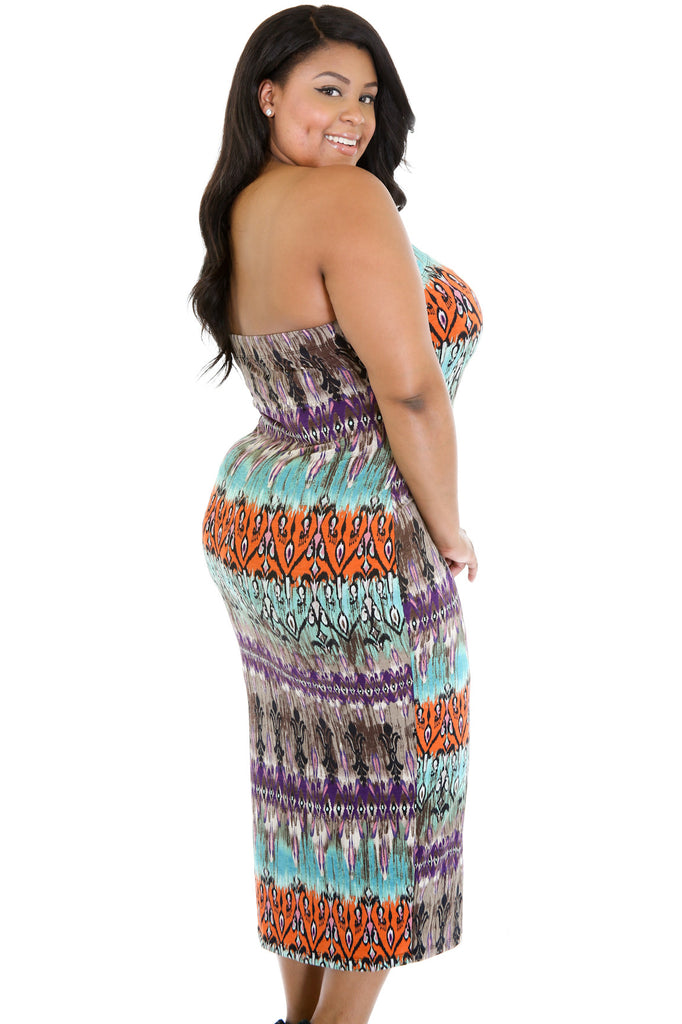 What You See Dress (Plus Size)