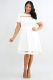My Girl Dress- Plus Size