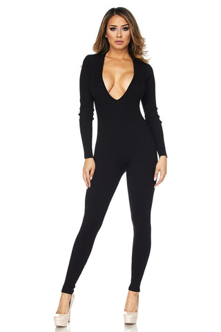 Diamond Chip Jumpsuit