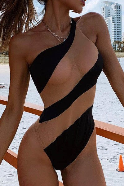 Illusion Swimsuit