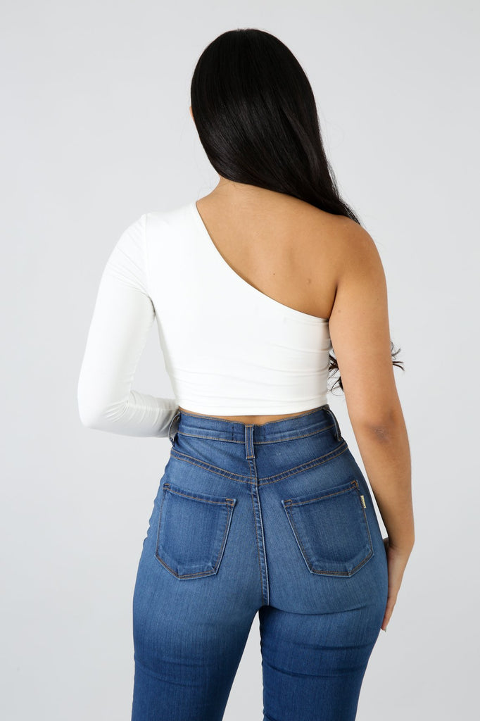 Cutout Crop Top
