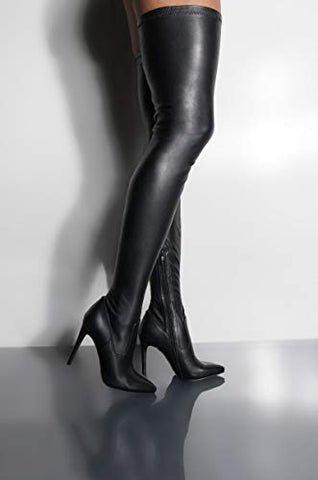 Gisele Over The Knee Boot