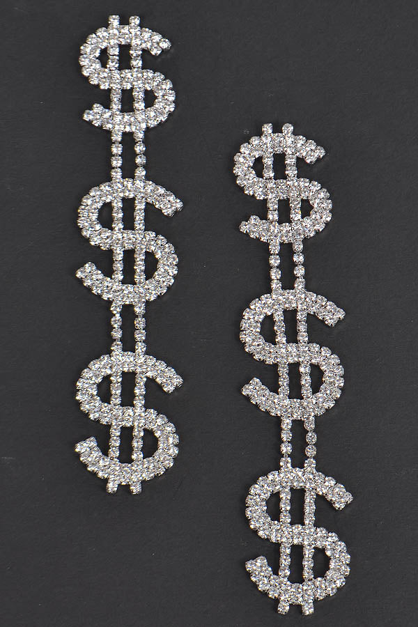 Money Earrings