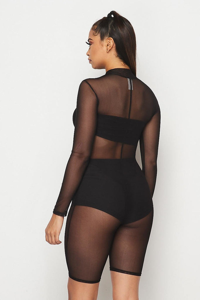 Body Language Romper
