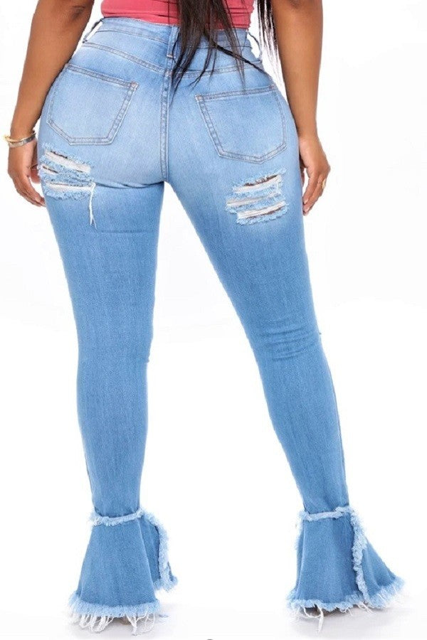Trumpet Flare Jeans