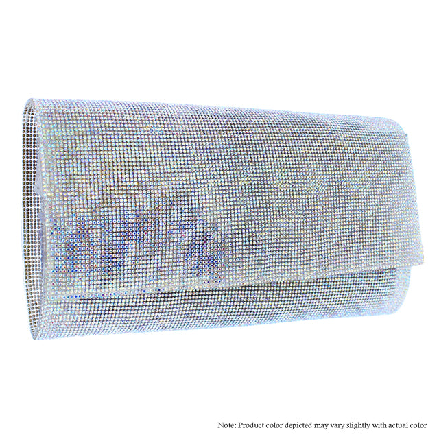 Glam Clutch- Iridescent