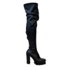 Monclair Chunky Over The Knee Boot