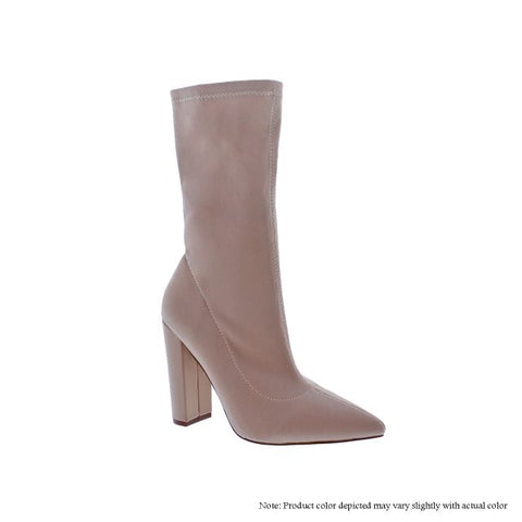 Finch Multisnake Ankle Bootie