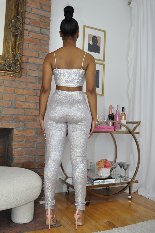 Shine Legging Set