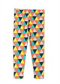 Multi Triangle Leggings