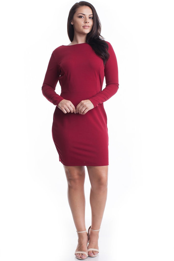 Isabella Dress- Plus Size