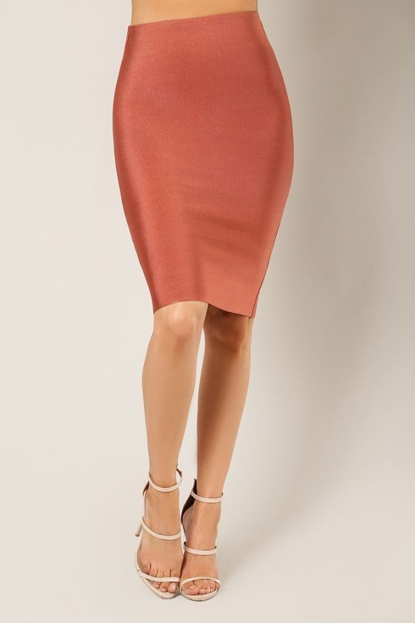 Luxine Pencil Skirt