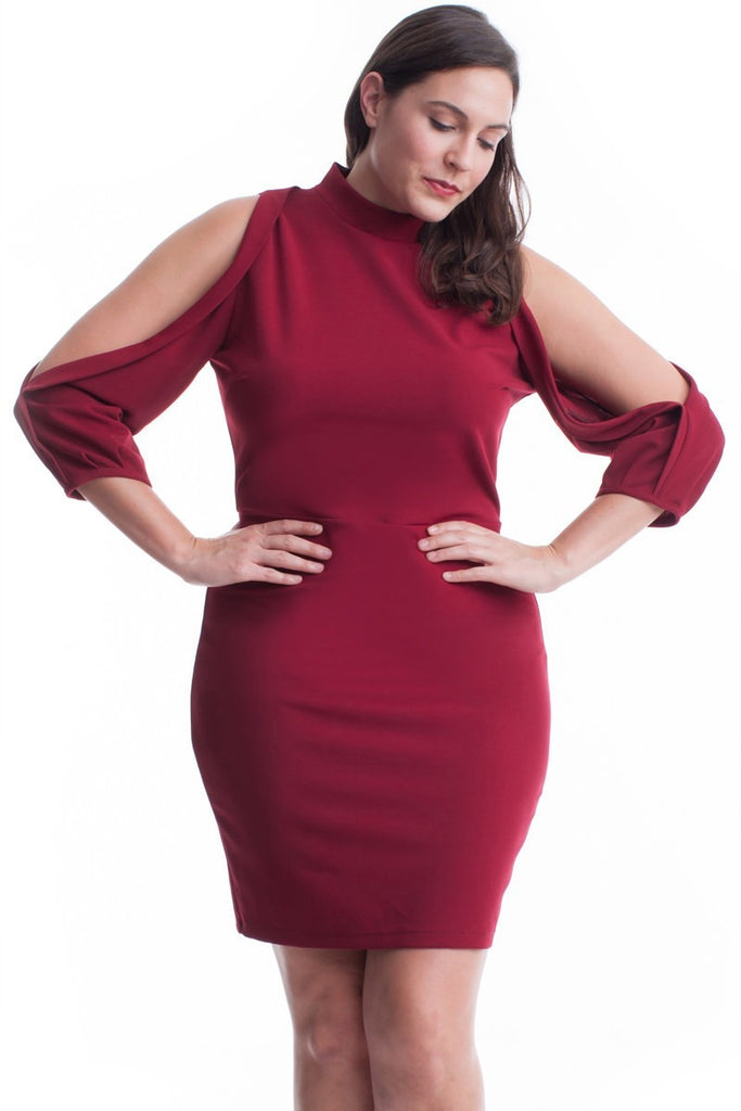 Season Dress- Plus Size