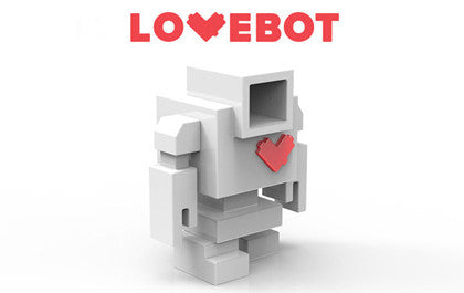Get the Lovebot toy